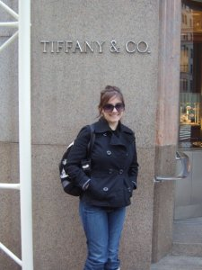 K at Tiffany