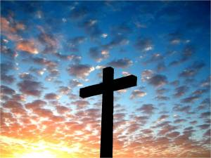 easter-cross-daybreak