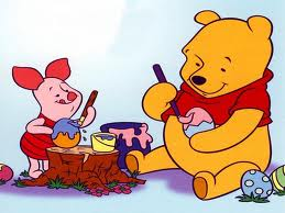 easter pooh