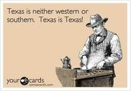 Texas quote