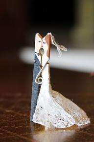 Bride clip