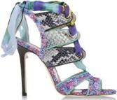Giannico cage sandal