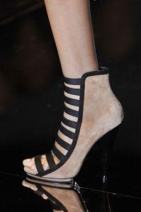 Gucci strappy heel