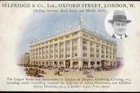 Selfridges old