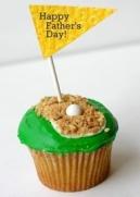 XDad cupcake