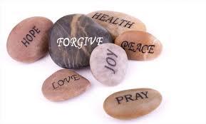 Forgive rocks