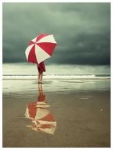 umbrella beach