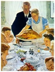 Family Norman Rockwell