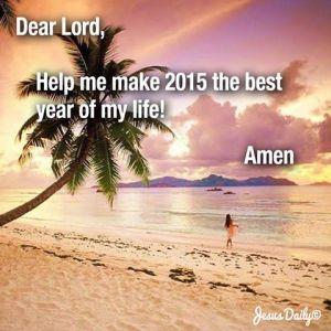2015 prayer