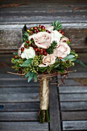 bouquet winter