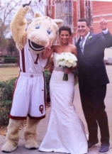 Sooner wedding