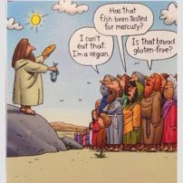 If Jesus fed today...
