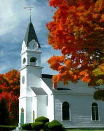 Church New England