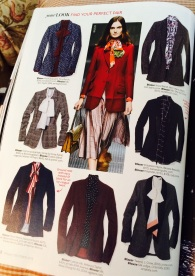 Long Blazers InStyle