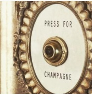 Champagne button