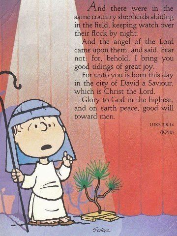 Christmas Lessons from a Blockhead | Beyond Words