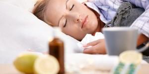 Flu sleep