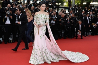 Fan Bingbing in Ralph and Russo couture