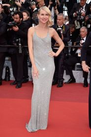 Naomi Watts in crystaly Michael Kors