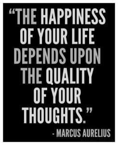 Happiness-of-life-depends-on