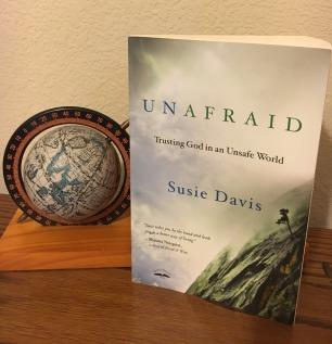 Unafraid book