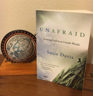 Unafraid book