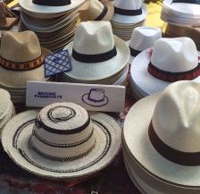 Panama hats in Panama