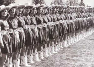 1st-line-of-rangerettes