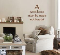 A good home