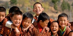 bhutan-kids