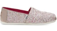 Toms candy cane glitter